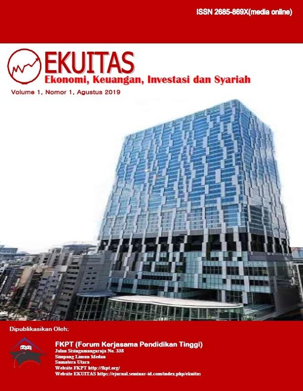 Jurnal Ekonomi, Keuangan, Investasi dan Syariah